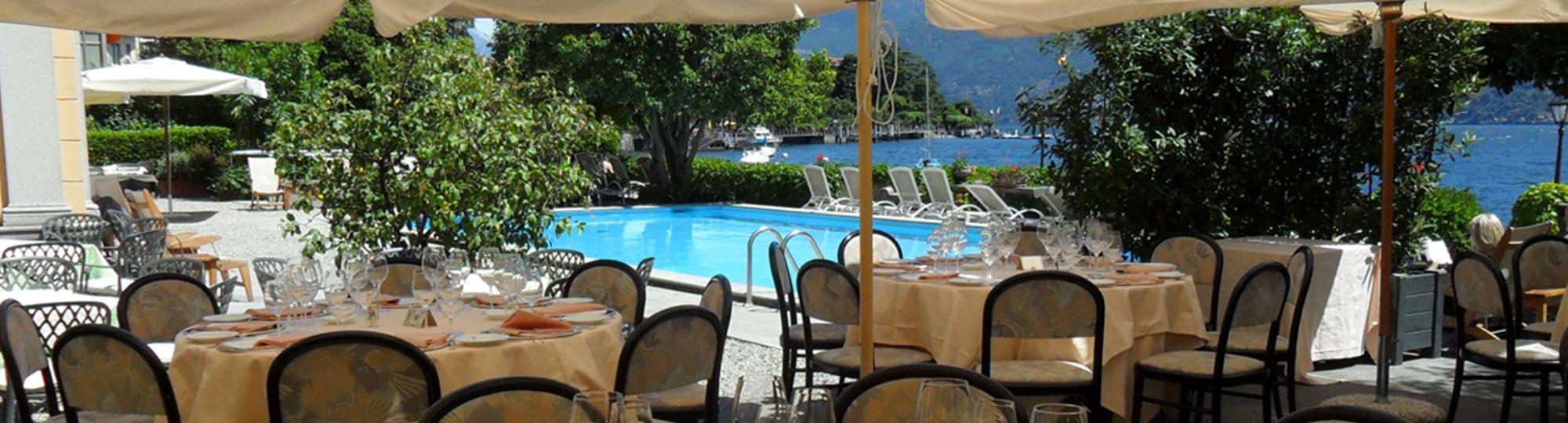 Vue de l'hotel Grand Hotel Menaggio 4* à Menaggio