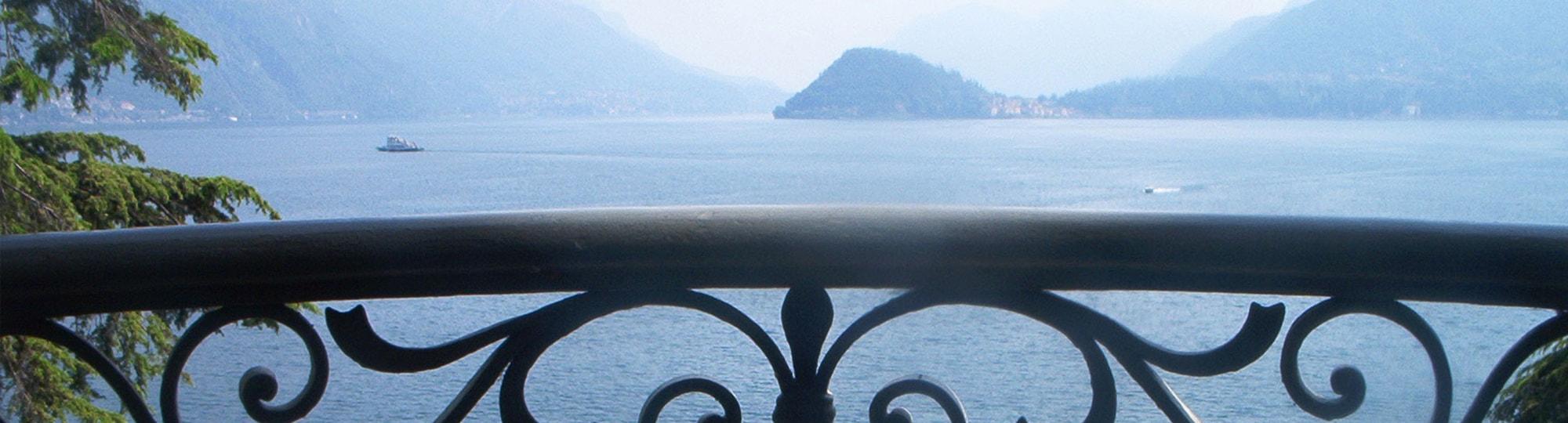 Vue de l'hotel Grand Hotel Victoria 4* à Menaggio