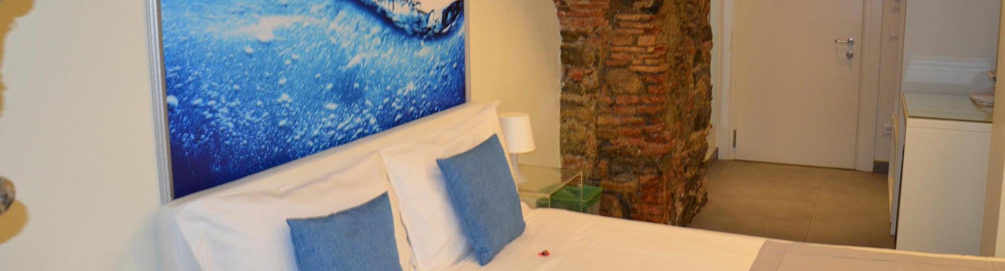 Vue de l'hotel Avenue Hotel 4* à Como