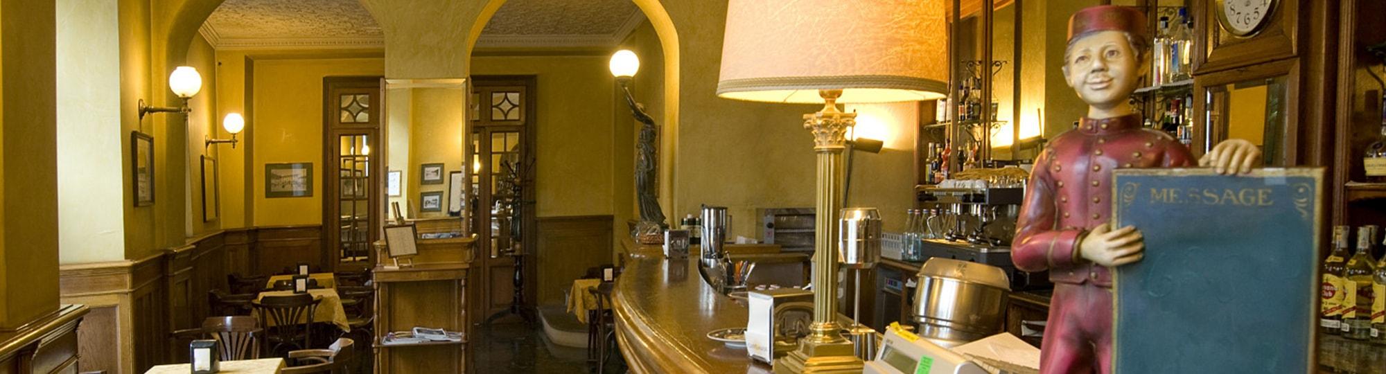 Vue de l'hotel Le Due Corti 4* à Como