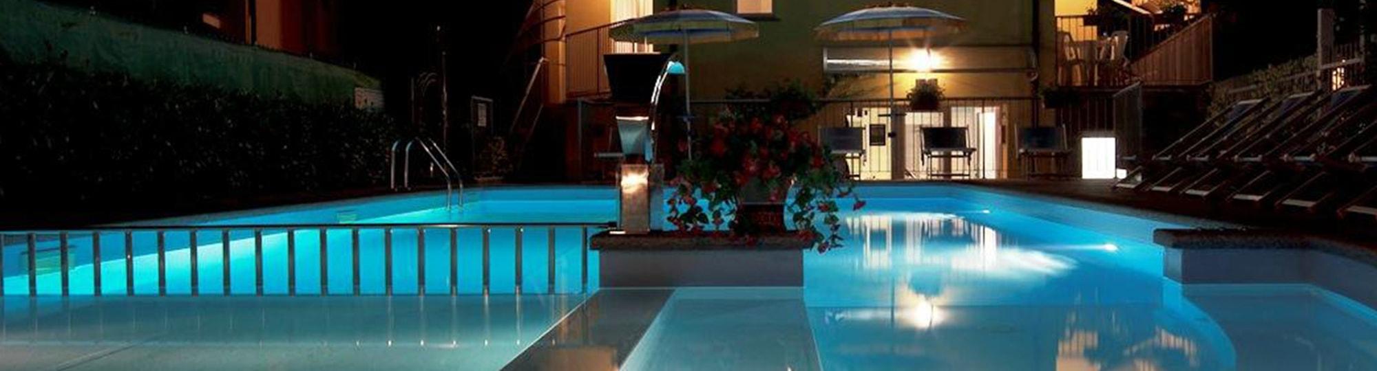 Vue de l'hotel Residence Domaso 4* à Domaso