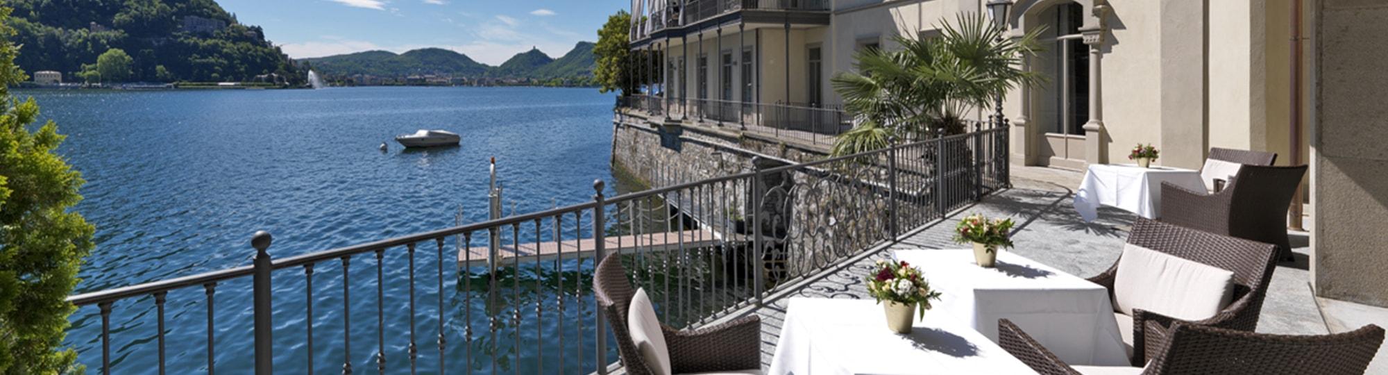 Villa flori 4 r server l 39 h tel villa flori - Hotel de charme lac de come ...
