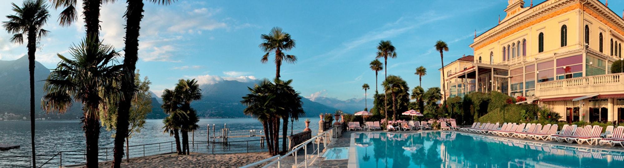 Grand hotel villa serbelloni 5 hotel 5 toiles bellagio - Lac de come hotel ...