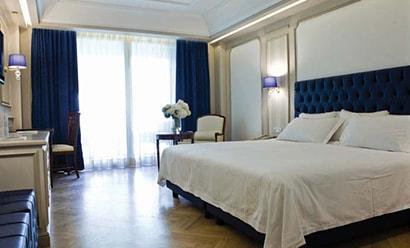 Des Chambres Spacieuses et Confortables à l'hôtel Grand Hotel Imperiale Resort & Spa 4*
