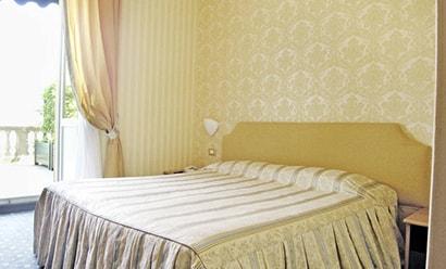 Des Chambres Spacieuses à l'hôtel Grand Hotel Menaggio 4*