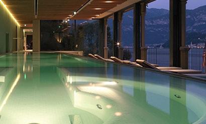 T-Spa à l'hôtel Grand Hotel Tremezzo 5*