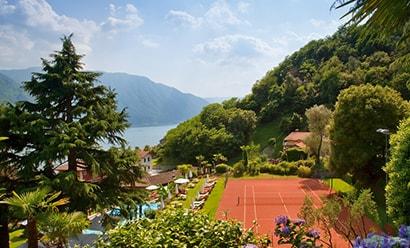 Des Activités Réjouissantes à l'hôtel Grand Hotel Tremezzo 5*