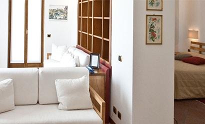 Des Mini-Appartements à l'hôtel Hotel Albergo Lenno 4*