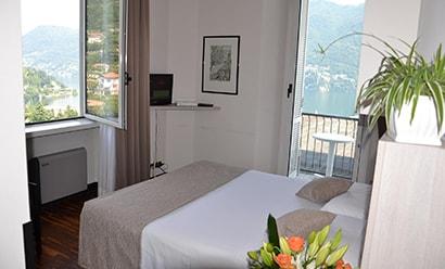 Des Chambres Agréables à l'hôtel Hôtel Asnigo 4*