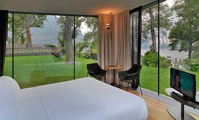 Des Chambres Épurées et Elégantes à l'hôtel Casa sull'Albero 4*