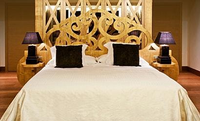Chambres de Luxe à l'hôtel Casta Diva Resort & Spa 5*
