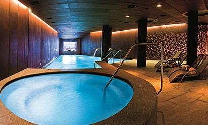 Un Spa pour un Moment de pur Détente à l'hôtel Casta Diva Resort & Spa 5*