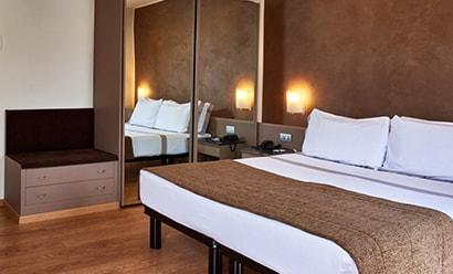 Des Suites pour un Confort Optimal à l'hôtel Hotel Como 4*