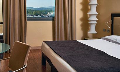 Des Chambres Tendances à l'hôtel Hotel Cruise 4*
