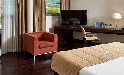 Des Suites Modernes à l'hôtel Hotel Cruise 4*