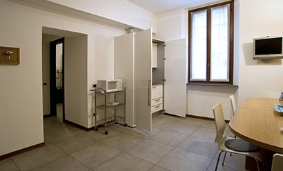 Appartements Idéaux pour les Familles à l'hôtel Le Due Corti 4*