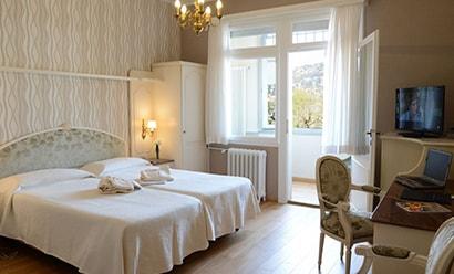 Des Chambres Délicates à l'hôtel Metropole Suisse 4*