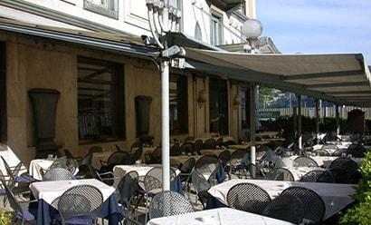 Restaurant de l'Hôtel à l'hôtel Metropole Suisse 4*