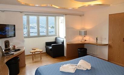 Des Suites Familiales Idéales à l'hôtel Metropole Suisse 4*