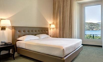 Des Chambres Modernes et Luxueuses à l'hôtel Palace Hotel 4*