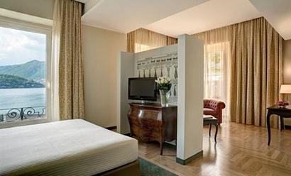 De Magnifiques Suites Junior à l'hôtel Palace Hotel 4*
