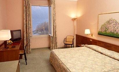 Des Chambres Soignées à l'hôtel Hotel Regina Olga 4*