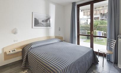 Des Appartements Luxueux à l'hôtel Residence Domaso 4*