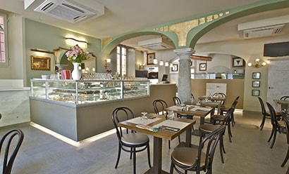 Restaurant de l'Hôtel à l'hôtel Hotel Royal Victoria 4*