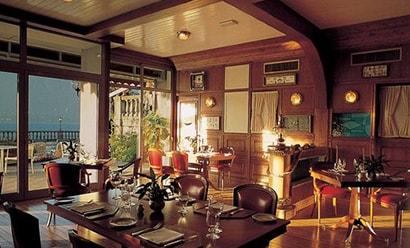 Restaurants de la Villa Serbelloni à l'hôtel Residence l'Ulivo Apartments 4*