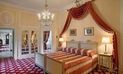 Des suites de Rêve à l'hôtel Villa d'Este 5 *