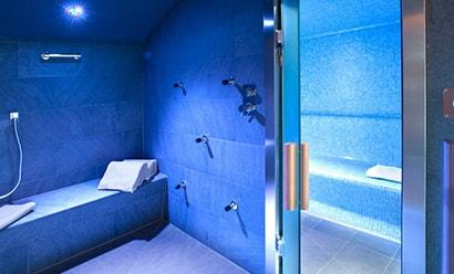Spa de l'Hôtel à l'hôtel Villa Flori 4*