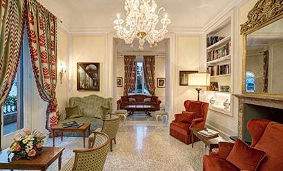 Villas Indépendantes de Prestige à l'hôtel Villa d'Este 5 *