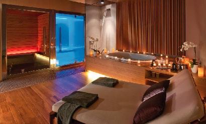 Détente et Relaxation au Spa à l'hôtel Villa d'Este 5 *