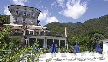 Hôtel Asnigo 4* à Cernobbio, Italie