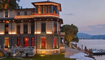 Casta Diva Resort & Spa 5* à Blevio, Italie