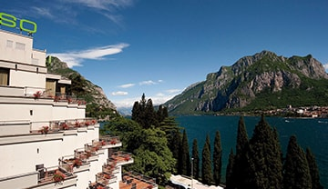 Clarion Collection Hotel Griso Lecco 4* à Malgrate, Italie