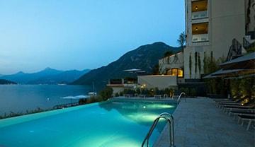 Notre s lection d 39 h tels de luxe lezzeno hotels lac de c me - Lac de come hotel ...