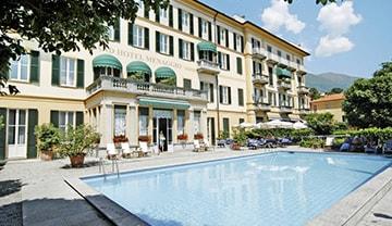 à Menaggio, Italie
