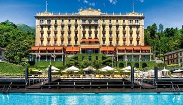Grand Hotel Tremezzo 5* à Tremezzo, Italie