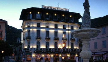 Hotel Miralago 4* à Cernobbio, Italie
