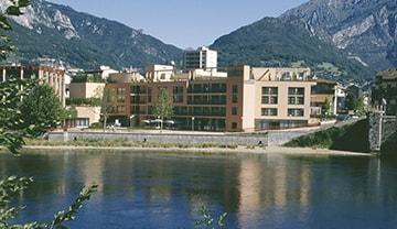 Hotel NH Lecco Pontevecchio 4* à Lecco, Italie
