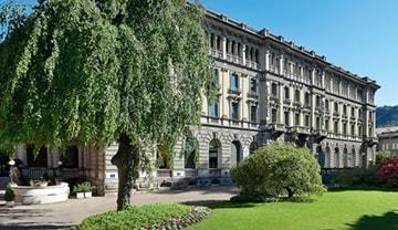 Palace Hotel 4* à Como, Italie
