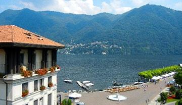 Hotel Regina Olga 4* à Cernobbio, Italie