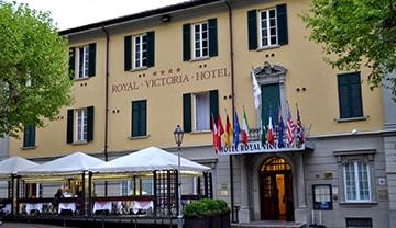 Hotel Royal Victoria 4* à Varenna, Italie