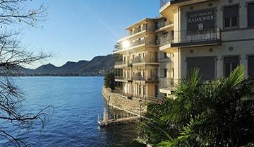 Villa Flori 4* à Como, Italie