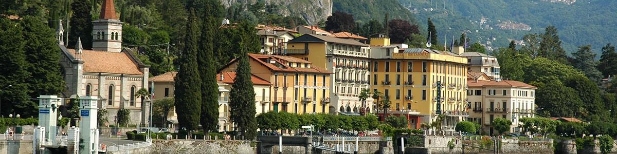 hotels de luxe à Cadenabbia