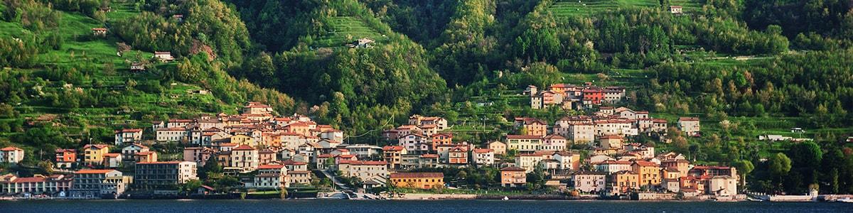 hotels de luxe à Lezzeno